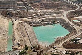 آغاز آبگیری بلندترین سد خاکی ایران
