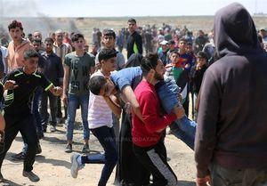 لندن: از روند اوضاع در غزه نگرانیم