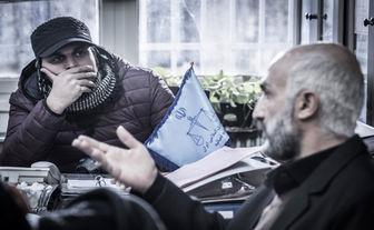 """نشست خبری شلوغ فیلم """"لاتاری"""" در جشنواره فجر/تصاویر"""