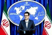 موسوی: دیپلماسی ادامه دارد
