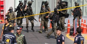عامل تیراندازی مرگبار در تایلند، کشته شد