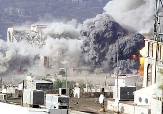 حملات توپخانهای رژیم سعودی به منطقه «الضبیانی» در یمن
