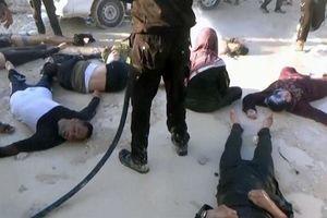 پاسخ کوبنده ارتش سوریه به حمله شیمیایی داعش