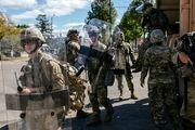 جنگ داخلی، آشوب انتخاباتی و اختیارات ترامپ برای کودتای نظامی