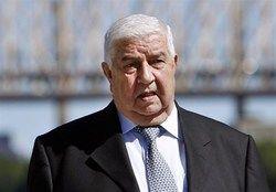 تکذیب شایعه درگذشت وزیر خارجه سوریه