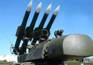 """استقرار سامانه موشکی """" پانتسیر-۱"""" سوریه در نزدیک جولان"""