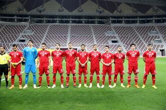بازیهای تدارکاتی تیم های آسیایی قبل از جام ملتها