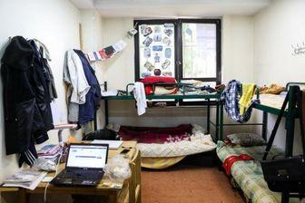 دانشجوی شهرستانی نباید نگران جای خواب باشد