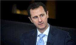 اسد: داعش سال۲۰۰۶تحت نظارتآمریکاییها ایجاد شد
