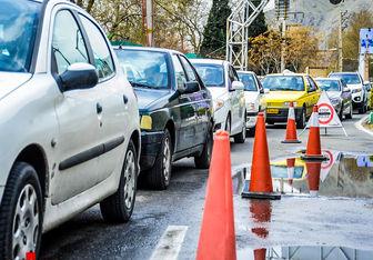 محدودیت های جاده چالوس پایان هفته