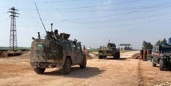 حمله به نیروهای روسیه و ترکیه حین گشت مشترک