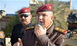 زن انتحاری خود را در بغداد منفجر کرد