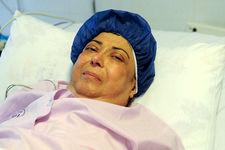 نادیا دلدار گلچین سرگردان بیمارستانهای تهران