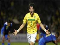 پاتو جایگزین فرد در تیم ملی برزیل شد