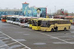 افزایش ۲۰درصدی بلیت اتوبوس برای سال۹۸ لغو شد