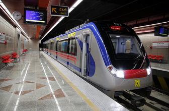 بازگشایی مجدد بخشی از خط 7 مترو در روز شنبه 23 تیرماه