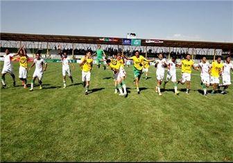 پایان نیمه نخست بازی ایران و عربستان