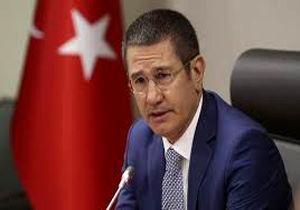 اظهارات وزیر دفاع ترکیه درباره عملیات عفرین