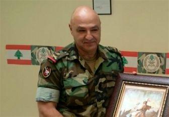 فرمانده جدید ارتش لبنان انتخاب شد