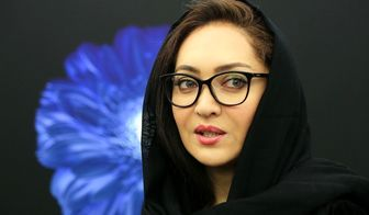لذت نیکی کریمی از خواندن کتاب همسر رئیس جمهور سابق +عکس