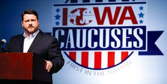 رئیس حزبدموکرات در ایالت آیووا از سمت خود کنارهگیری کرد