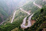 جاده سوادکوه تا اطلاع ثانوی مسدود است