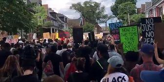 تظاهرات هزاران نفری کاناداییها در محکومیت نژادپرستی پلیس آمریکا