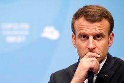 تیراندازی استراسبورگ فرانسه جلسه مکرون را نیمهکاره گذاشت
