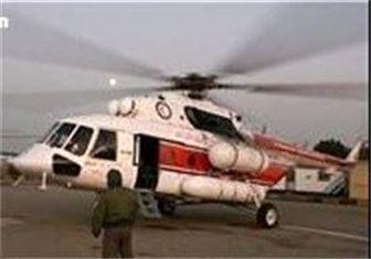 معرفی نخستین زن امدادگر خلبان
