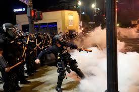 ترامپ خواستار توسل به زور برای سرکوب معترضان شد