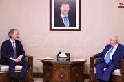 سوریه باید به حق قانونی خود در تداوم مبارزه با تروریسم دست پیدا کند