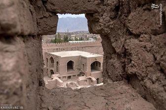 قلعه غیرقابل نفوذ تاریخ/ عکس