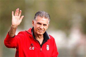 تصمیم جدید کی روش برای تیم ملی در بازی با الجزایر