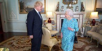 درخواست دولت از ملکه برای تعطیلی پارلمان انگلیس