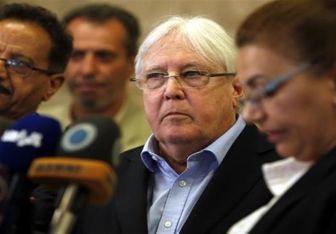 نماینده ویژه سازمان ملل در امور یمن وارد تهران شد