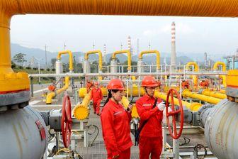 واردات گاز طبیعی چین همچنان ادامه دارد