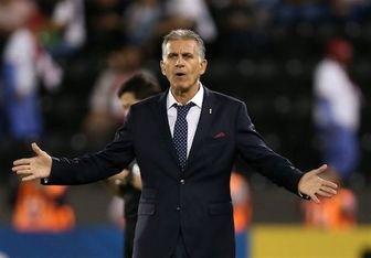 کی روش: به صورت رسمی سرمربی تیم ملی ایران نیستم