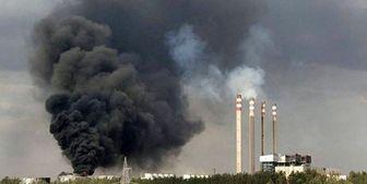 از کار افتادن نیروگاه برق سوریه در پی حمله خمپارهای ترکیه