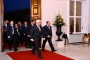 رایزنی رؤسای جمهوری مصر و آلمان در برلین