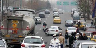 صعود آلودگی هوا به رتبه چهارم مرگ زودرس
