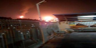 شنیده شدن صدای انفجار مهیب در شهر «حیفا»