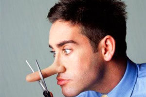 چگونه از یک دروغگو اعتراف بگیریم؟!