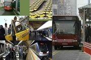 خودروهای حملونقل عمومی در اولویت دوگانهسوز شدن