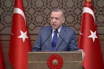 اردوغان تهدیدهای خود علیه سوریه را تکرار کرد