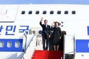 رئیس جمهور کره جنوبی وارد قزاقستان شد