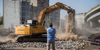 افتتاح ادامه بزرگراه شهید صیادشیرازی در اوایل مهر ماه سال جاری