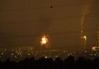 حمله توپخانه ای سعودی ها به مناطق مسکونی حدیده