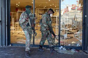 ۱۰ کشته بر اثر حمله به مرکز خرید در آفریقا