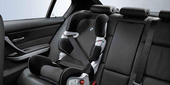 استفاده از صندلی کودک در خودرو اجباری میشود