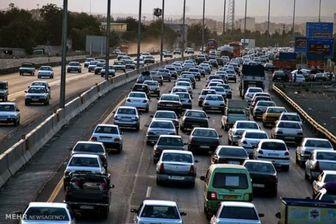 آخرین وضعیت ترافیکی معابر پایتخت در صبح سهشنبه